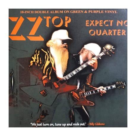 """ZZ TOP : 10""""LPx2 Expect No Quarter"""