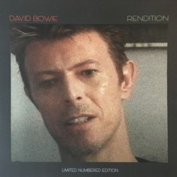 BOWIE David : LP Rendition