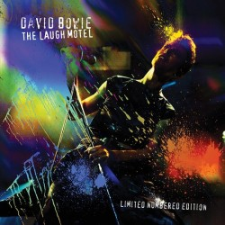 BOWIE David : LP The Laugh Motel  (white)