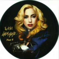 """LADY GAGA : 12""""EP Picture Judas (Part 2)"""