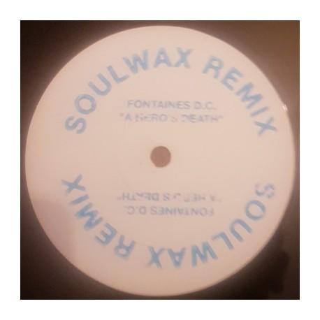 "FONTAINES D.C. : 12""EP A Hero's Death (Soulwax Remix)"