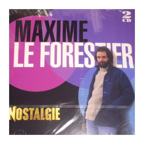 LE FORESTIER Maxime : CDx2 Best Of 70