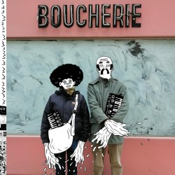 TROTSKI NAUTIQUE : LP+CD Boucherie