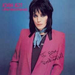 JOAN JETT : LP I Love Rock N' Roll