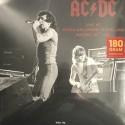 AC/DC : LP Live At Agora Ballroom, Cleveland, August 22, 1977 (color)