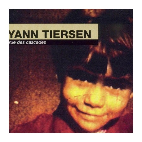 TIERSEN Yann : LP Rue Des Cascades