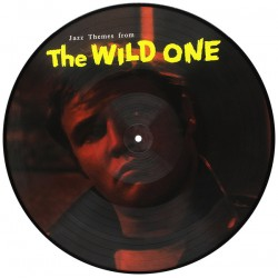 STEVENS Leith : LP Picture Jazz Themes From The Wild One