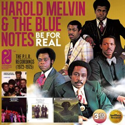 MELVIN Harold : CDx3 Be For Real (The P.I.R. Recordings 1972-1975)