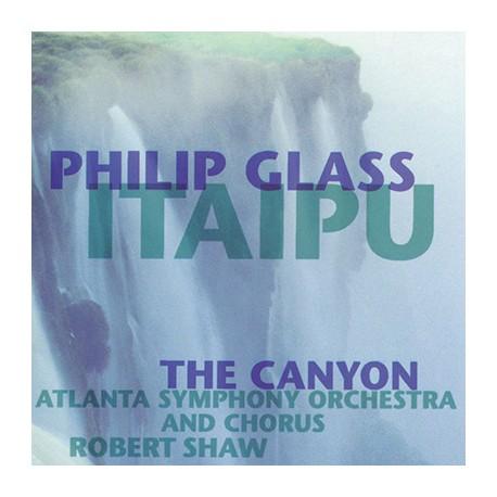 GLASS Philip : LPx2 Itaipu / The Canyon
