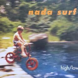 NADA SURF : LP High / Low (color)