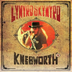 LYNYRD SKYNYRD : LPx2+DVD Live At Knebworth '76