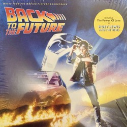 SILVESTRI Alan : LP Back To The Future