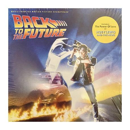 SILVESTRI Alan : LP Back To The Future