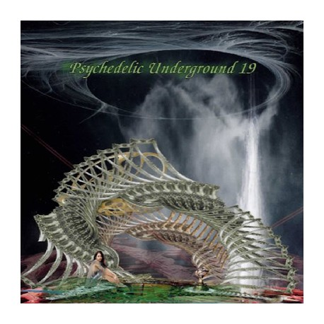 VARIOUS : CD Psychedelic Underground 19