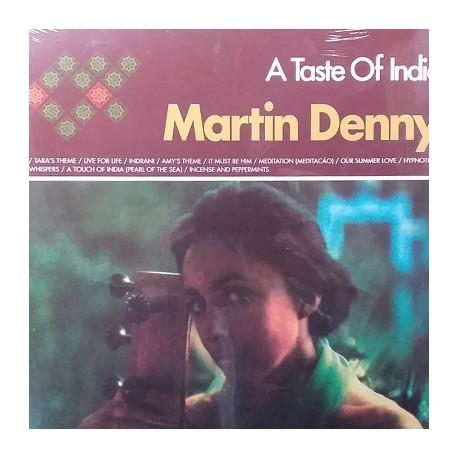 DENNY Martin : LP A Taste Of India