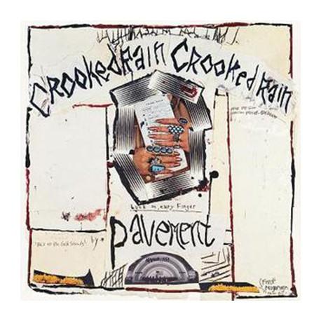 PAVEMENT : LP Crooked Rain, Crooked Rain