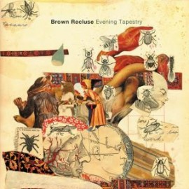 BROWN RECLUSE : LP Evening Tapestry