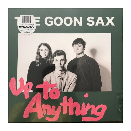 GOON SAX (the) : LP Up To Anything