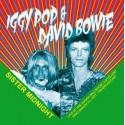 BOWIE David / IGGY POP : LP Sister Midnight