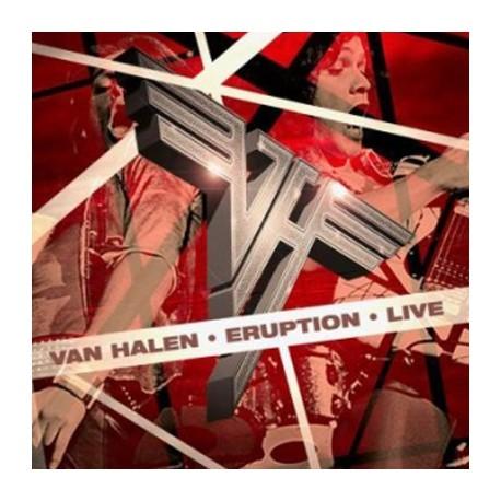 VAN HALEN : CDx6 Eruption Live