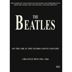 BEATLES (the) : CDx8 On The Air, In The Studio And In Concert