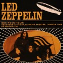 LED ZEPPELIN : LP BBC Rock Hour : Recorded At The Playhouse Theatre, London 1969