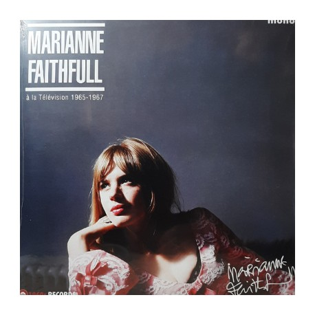 FAITHFULL Marianne : LP À La Télévision 1965-1967