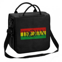 VINYL BAG : Logo Trojan (Record Backpack)