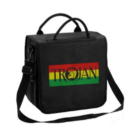 VINYL BAG : Logo Trojan (Record Backpack)