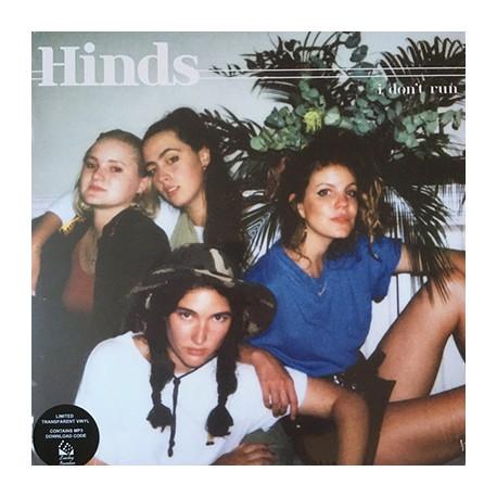 HINDS : LP I Don't Run