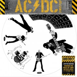 "AC/DC : 12""EP Through The Mists Of Time"
