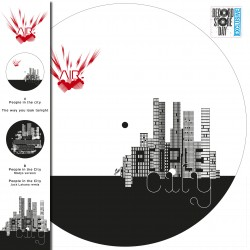 "AIR : 12""EP People in the City"