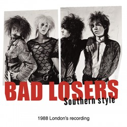 """BAD LOSERS : 12""""EP Southern Style"""
