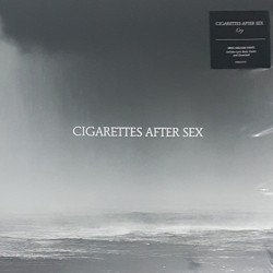 CIGARETTES AFTER SEX : LP Cry (deluxe)