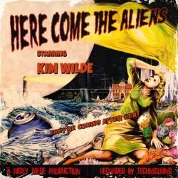 KIM WILDE : LP Here Come The Aliens