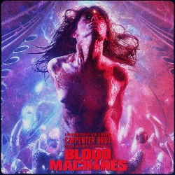 CARPENTER BRUT : LP Blood Machines