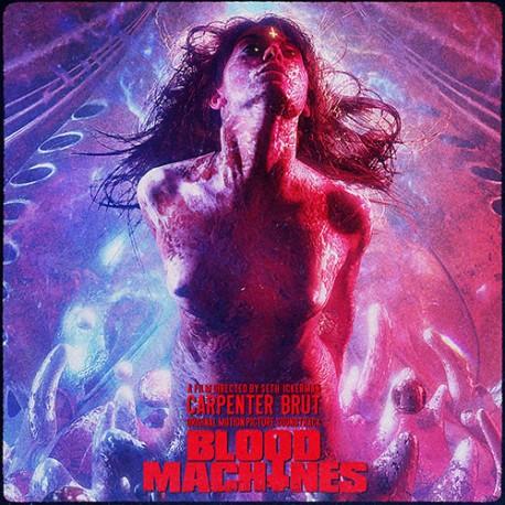 CARPENTER BRUT : LP Blood Machines