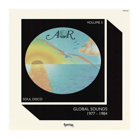 VARIOUS : LPx2 AOR Global Sounds 1977-1984 (Volume 5)
