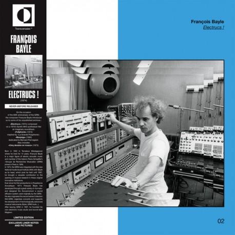 BAYLE Francois : LP Electrucs !