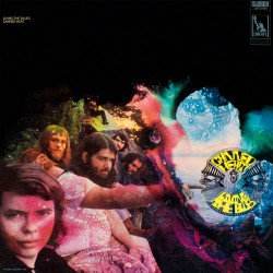 CANNED HEAT : LP Living the Blues