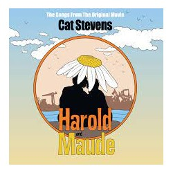 STEVENS Cat : LP Harold And Maude