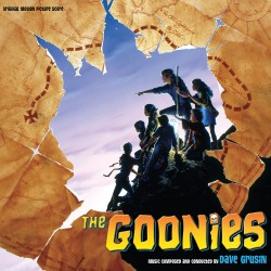 GRUSIN Dave : LP Picture Goonies