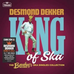 "DEKKER Desmond : 7""EPx10 The Early Singles Collection, 1963 – 1966"