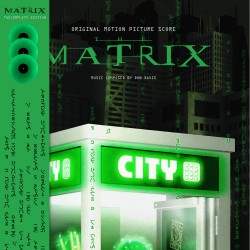 DAVIES Don : LPx3 The Matrix Score
