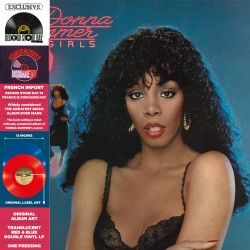 DONNA SUMMER : LPx2 Bad Girls