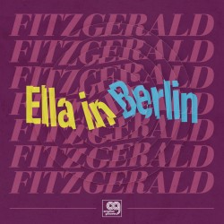 FITZGERALD Ella : LP Original Grooves – Ella in Berlin : Mack The Knife / Summertime