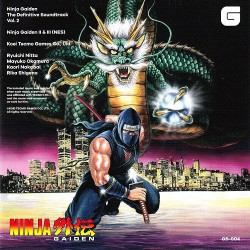 OST : LPx2 Ninja Gaiden The Definitive Soundtrack Vol. 2