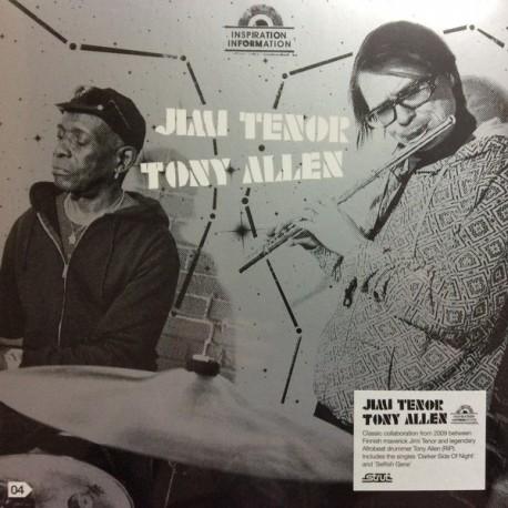 ALLEN Tony / JIMI TENOR : LPx2 Inspiration Information
