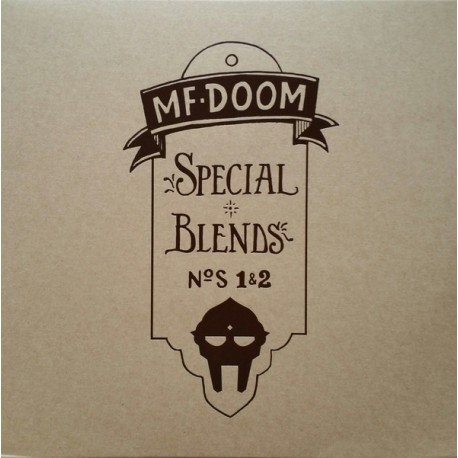 MF DOOM : LPx2  Special Blends N°S 1 & 2