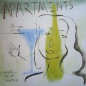 APARTMENTS (the) : LP A Life Full Of Farewells